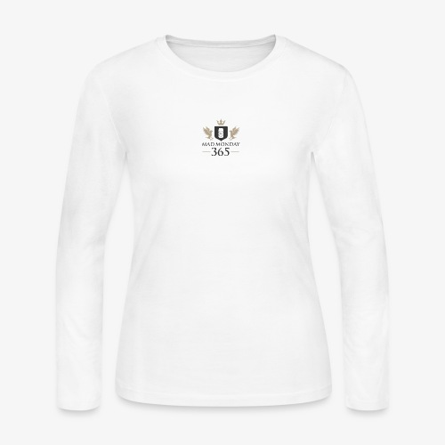 Offical Mad Monday Clothing - Women's Long Sleeve Jersey T-Shirt