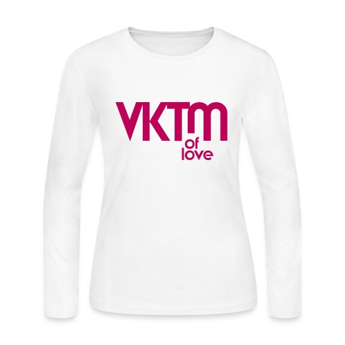 victim of love - Women's Long Sleeve Jersey T-Shirt