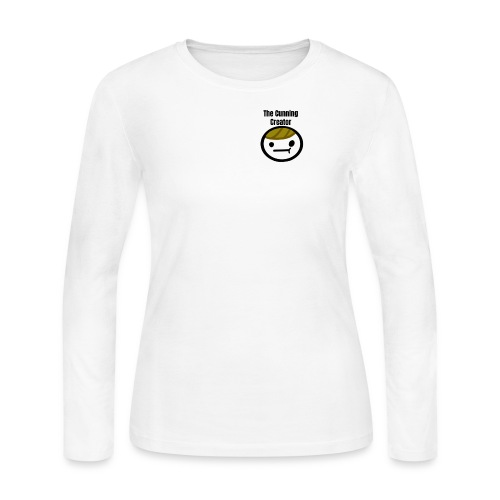 Creator Head - Women's Long Sleeve Jersey T-Shirt