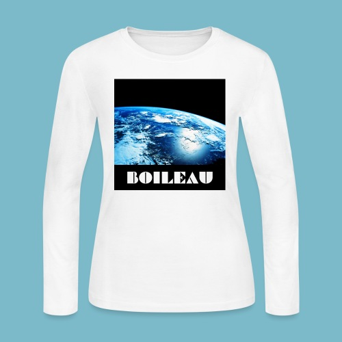 13 - Women's Long Sleeve Jersey T-Shirt