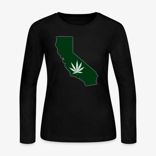 weed - Women's Long Sleeve Jersey T-Shirt