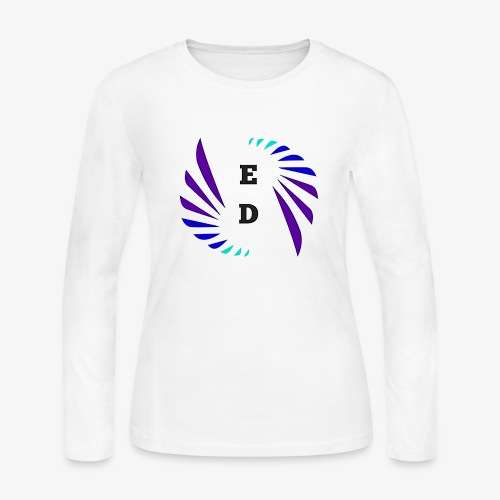 Entertainment Daily Logo - Women's Long Sleeve Jersey T-Shirt