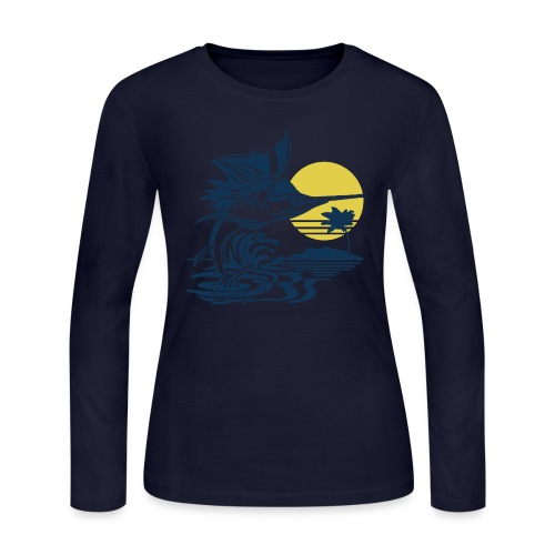 Sailfish - Women's Long Sleeve Jersey T-Shirt