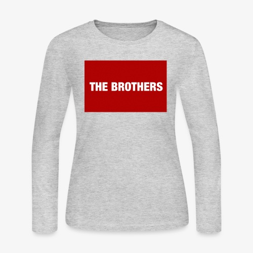 The Brothers - Women's Long Sleeve Jersey T-Shirt