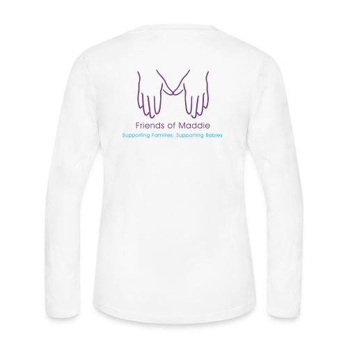 fomlogolarge - Women's Long Sleeve Jersey T-Shirt