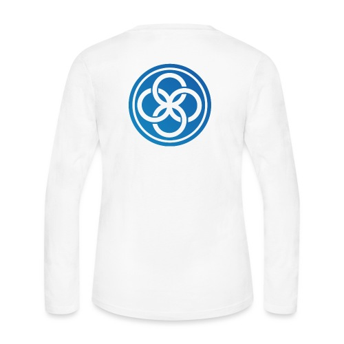 The IICT Seal - Women's Long Sleeve Jersey T-Shirt