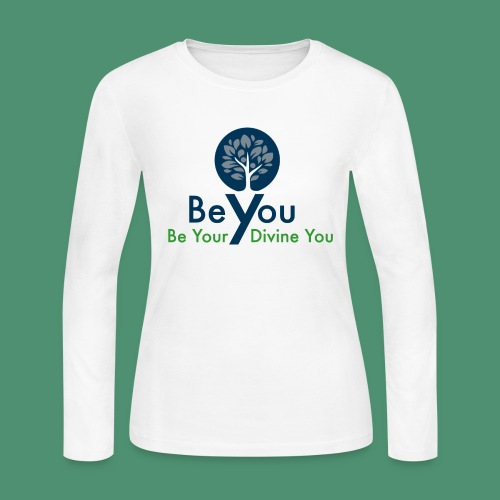 Be Your Divine You - Women's Long Sleeve Jersey T-Shirt