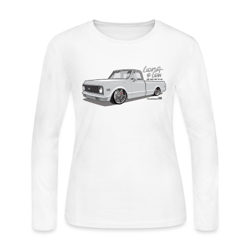 Long & Low C10 - Women's Long Sleeve Jersey T-Shirt