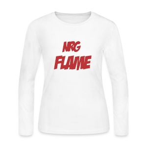 Flame For KIds - Women's Long Sleeve Jersey T-Shirt