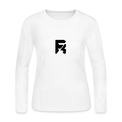 Team RisK prime logo - Women's Long Sleeve Jersey T-Shirt