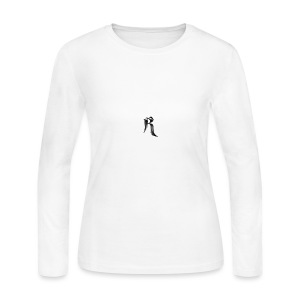 Rielle - Women's Long Sleeve Jersey T-Shirt