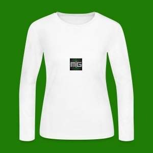 MrGreenGaming Logo Phone Cases - Women's Long Sleeve Jersey T-Shirt