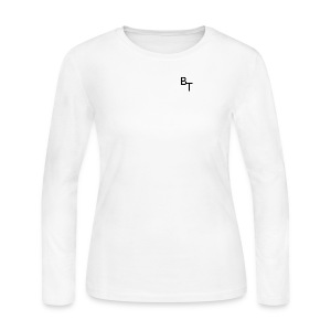 BPACK - Women's Long Sleeve Jersey T-Shirt