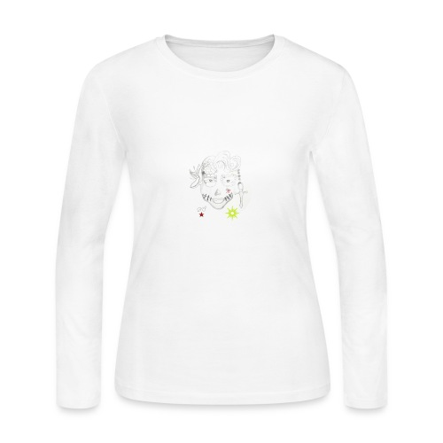 Wifey - Women's Long Sleeve Jersey T-Shirt