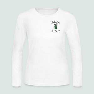 Frogtupus (black lettering) - Women's Long Sleeve Jersey T-Shirt