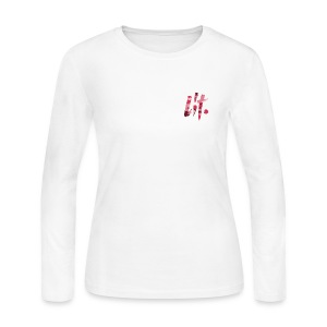 Lit. Edition - Women's Long Sleeve Jersey T-Shirt