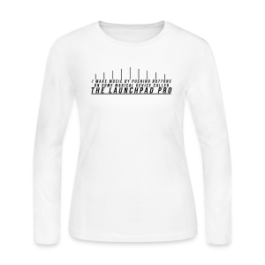 Some Magical Device That Makes Music And Lights Up - Women's Long Sleeve Jersey T-Shirt