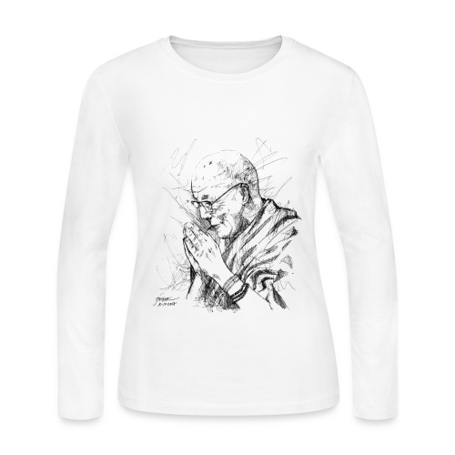 Art of Pedz - Women's Long Sleeve Jersey T-Shirt