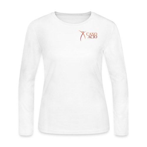 CANO/ACIO - Women's Long Sleeve Jersey T-Shirt