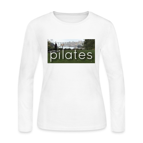 image1 1 - Women's Long Sleeve Jersey T-Shirt
