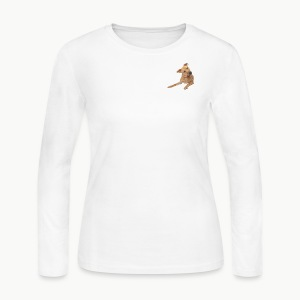cute dog - Women's Long Sleeve Jersey T-Shirt