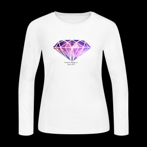 Galaxy - Women's Long Sleeve Jersey T-Shirt