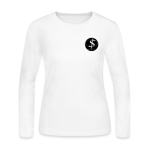 $$$@CASHMONEY - Women's Long Sleeve Jersey T-Shirt
