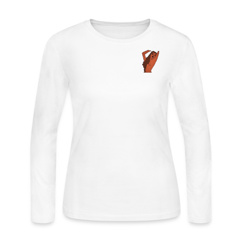 Waxbabe Bust - Women's Long Sleeve Jersey T-Shirt