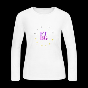 FIT TO BE GLAM 5 - Women's Long Sleeve Jersey T-Shirt