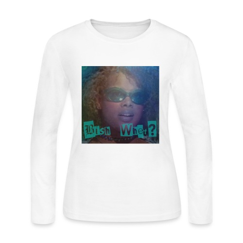 Bish Whet - Women's Long Sleeve Jersey T-Shirt