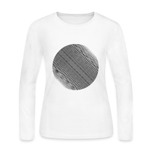 01 - Women's Long Sleeve Jersey T-Shirt