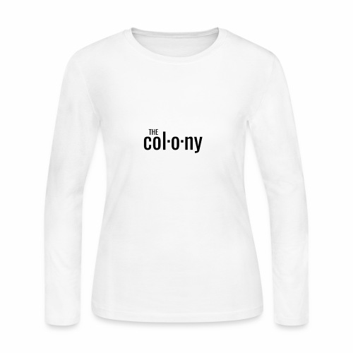 the colony - Women's Long Sleeve Jersey T-Shirt