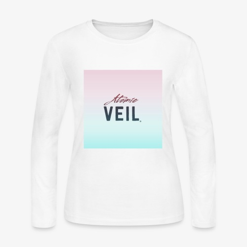 Atomic-Veil limited edition Atomic flower bomb - Women's Long Sleeve Jersey T-Shirt