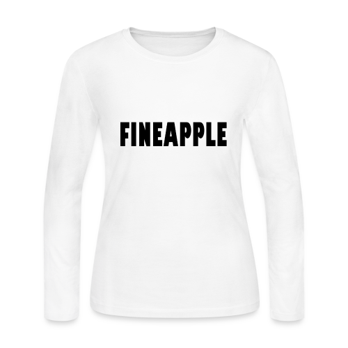 FINEAPPLE - Women's Long Sleeve Jersey T-Shirt