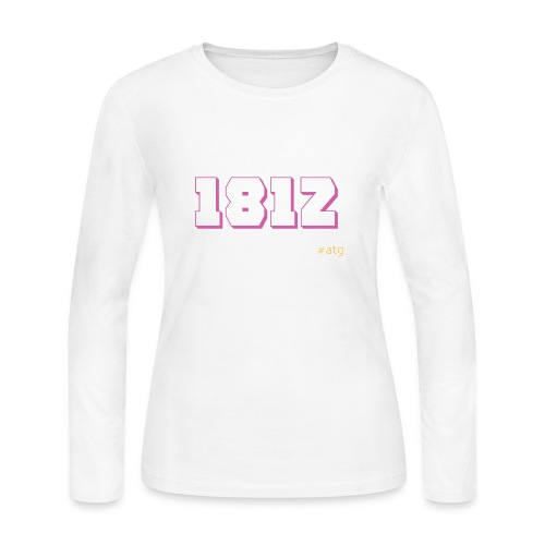 1812 - Women's Long Sleeve Jersey T-Shirt