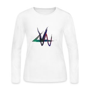Variance Just the logo - Women's Long Sleeve Jersey T-Shirt