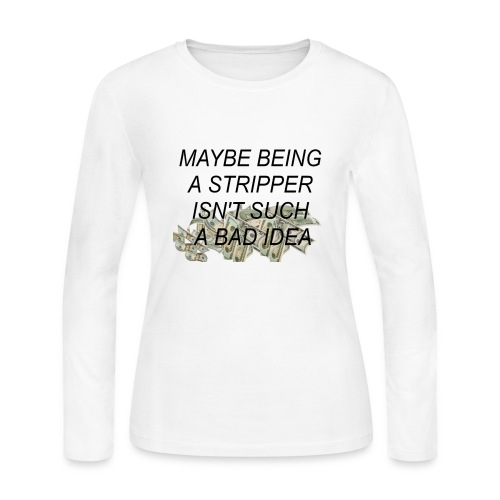 On the bright side - Women's Long Sleeve Jersey T-Shirt