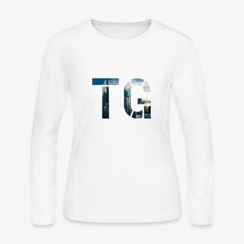 Initials 2 - Women's Long Sleeve Jersey T-Shirt