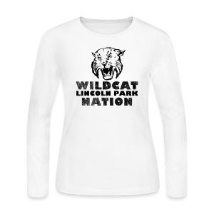 Wildcat Nation - Women's Long Sleeve Jersey T-Shirt