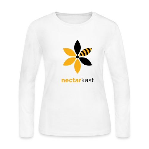 NECTARKAST - Women's Long Sleeve Jersey T-Shirt