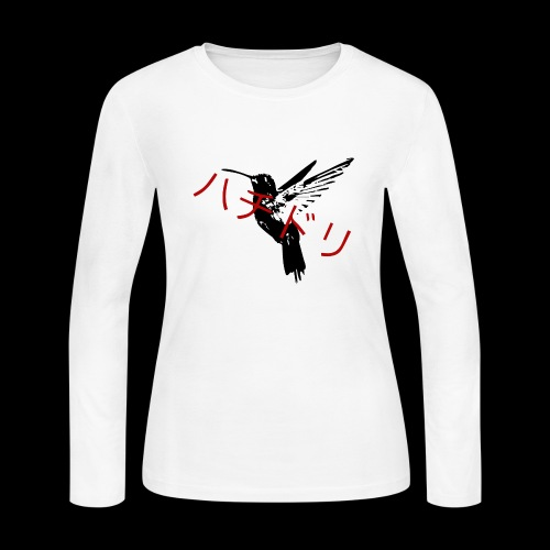 Hummingbird - Women's Long Sleeve Jersey T-Shirt