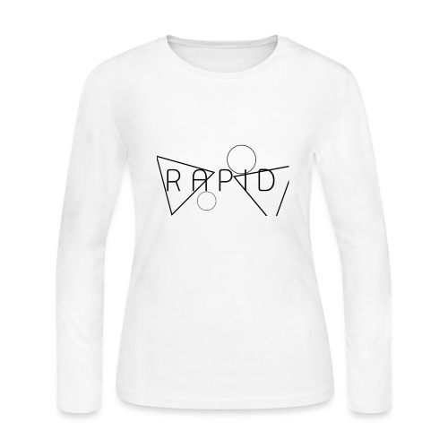 Rapid - Women's Long Sleeve Jersey T-Shirt