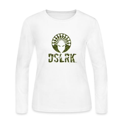 SNAKE DSLRK Shirts - Women's Long Sleeve Jersey T-Shirt