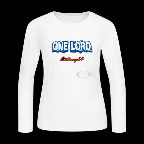 One Lord - Women's Long Sleeve Jersey T-Shirt