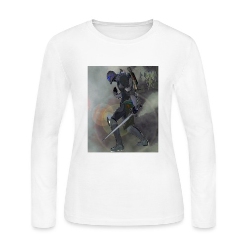 Scarday Designs-VII - Women's Long Sleeve Jersey T-Shirt