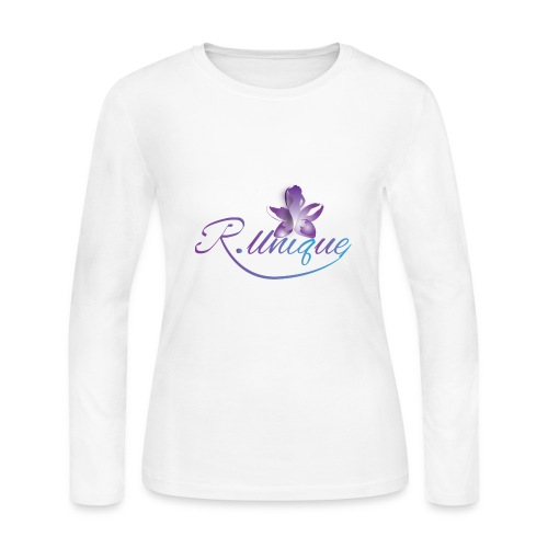 R. Unique LLC - Women's Long Sleeve Jersey T-Shirt