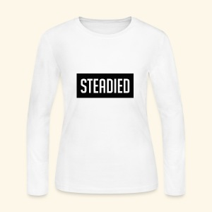 The Steadied Car Official Spread Design - Women's Long Sleeve Jersey T-Shirt