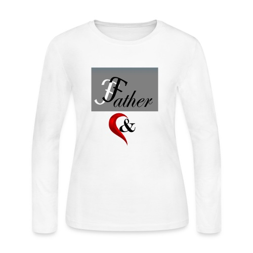 father n son 1 - Women's Long Sleeve Jersey T-Shirt