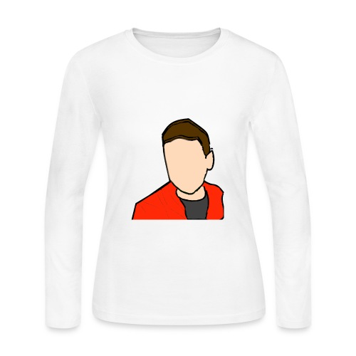 Sky's T Shirt - Women's Long Sleeve Jersey T-Shirt