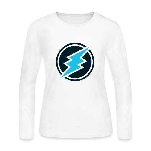 Electroneum - Women's Long Sleeve Jersey T-Shirt
